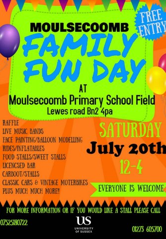M Family Fun Day